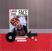 Love This Face (March 2018 Title Challenge)