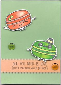 A Macaron would be nice