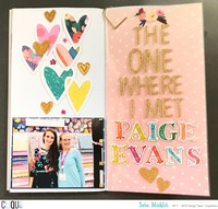 The One Where I Met Paige Evans