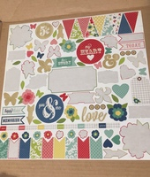Stickers for  the Gone Girl Challenge