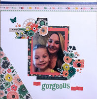 Two Gorgeous Girls (March 2018 Mood Board and Gone Girl Challenges)