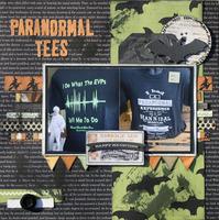 Paranormal Tees
