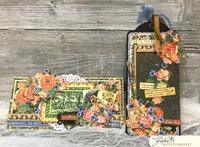 Little Women Bookmark and Gift Envelope