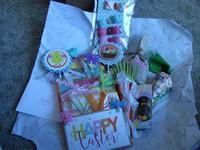 March Easter  Loaded Envelope