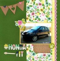#Honda Fit