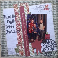 March Die Cut challenge