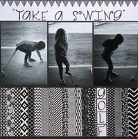 Take a swing - golf