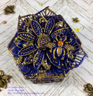 Golden Bee Box