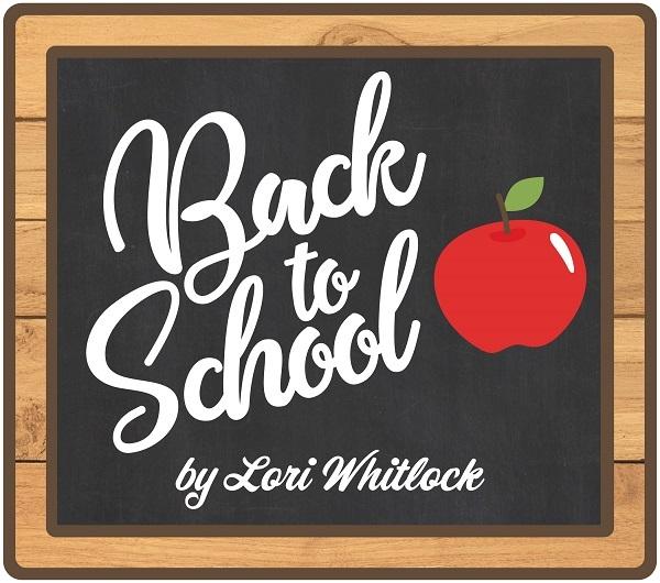 Back To School Echo Park Lori Whitlock