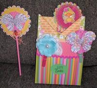 Easter stuffed envelope