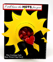i still have the hots for you treat cup card