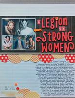 A Legion of Strong Women
