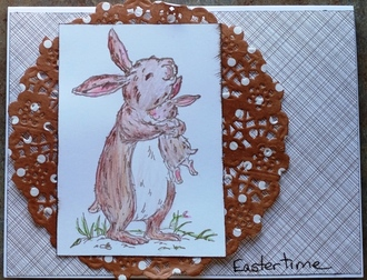 2018 Easter card 7 and 8