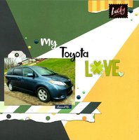 My Toyota Love