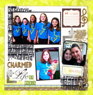 Charmed Life of Music
