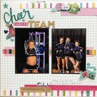 Cheer Zenith Team