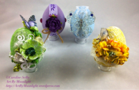 Flowering Easter Eggs