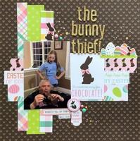 The Bunny Thief!