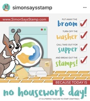 No housework day!!!
