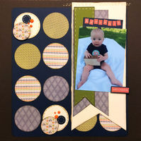 Adorable (April 2018 Becky Fleck Sketch # 136 and Pattern Paper Challenges)