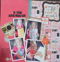 My First Pocket Letter Swap