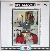 Girl Almighty - April GD #5 Example