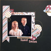 Sweet Smiles (April 2018 Movie Madness Challenge)