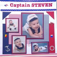 captain STEVEN