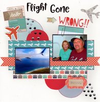 Flight Gone Wrong!!