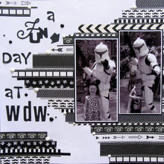 A Fun Day at WDW