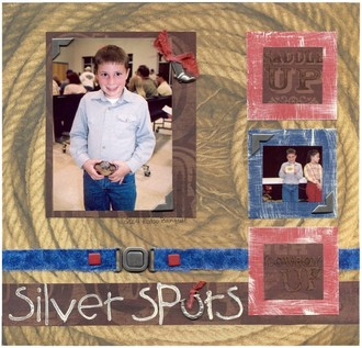 Challenge 2 Sketch:  Silver Spurs 2004