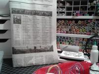 My workspace KY Derby Day!
