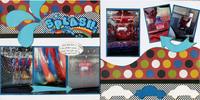 Splash *NSD Sandi's Speedway Challenge