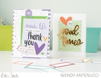 May cards - Elle's Studio