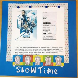 NSD 18 Memorabilia - Showtime