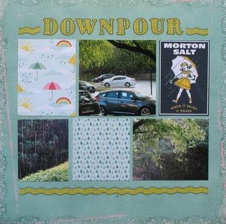 Downpour - when it rains it pours