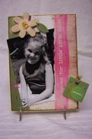 Thank Heaven for Little Girls - Canvas (As seen in Jo-Ann ScrapEssentials - Vol)