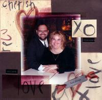 Love Always (As seen in Jo-Ann ScrapEssentials a Book - Vol 2)