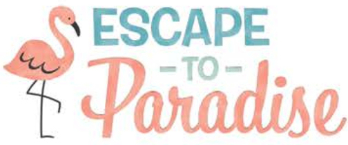 Escape To Paradise Bo Bunny
