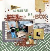 Always So Much Fun in a Box