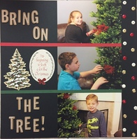 Bring on the tree