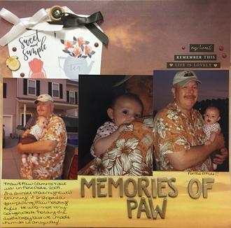 Memories of Paw