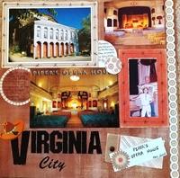 Virginia City Piper's Opera House