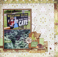 Adventure/Mark Twain Cave