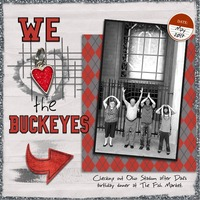 We (Heart) the Buckeyes