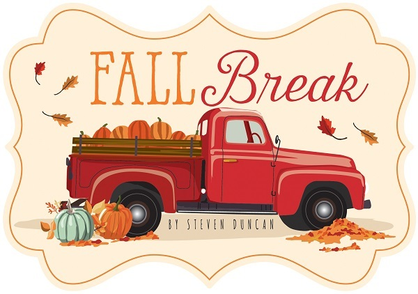 Fall Break Carta Bella Steven Duncan Echo Park