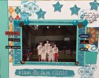 Slam & Jam Clinic