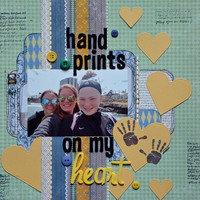 Handprints on My Heart