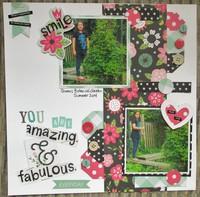 You Are Amazing & Fabulous Everyday