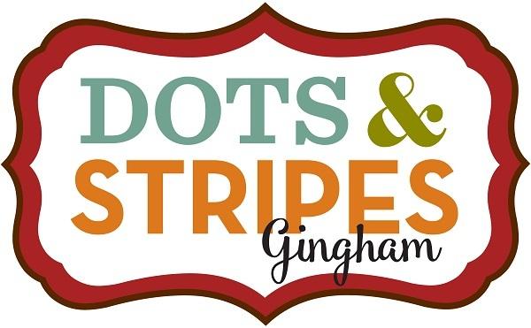 Dots & Stripes Echo Park Gingham